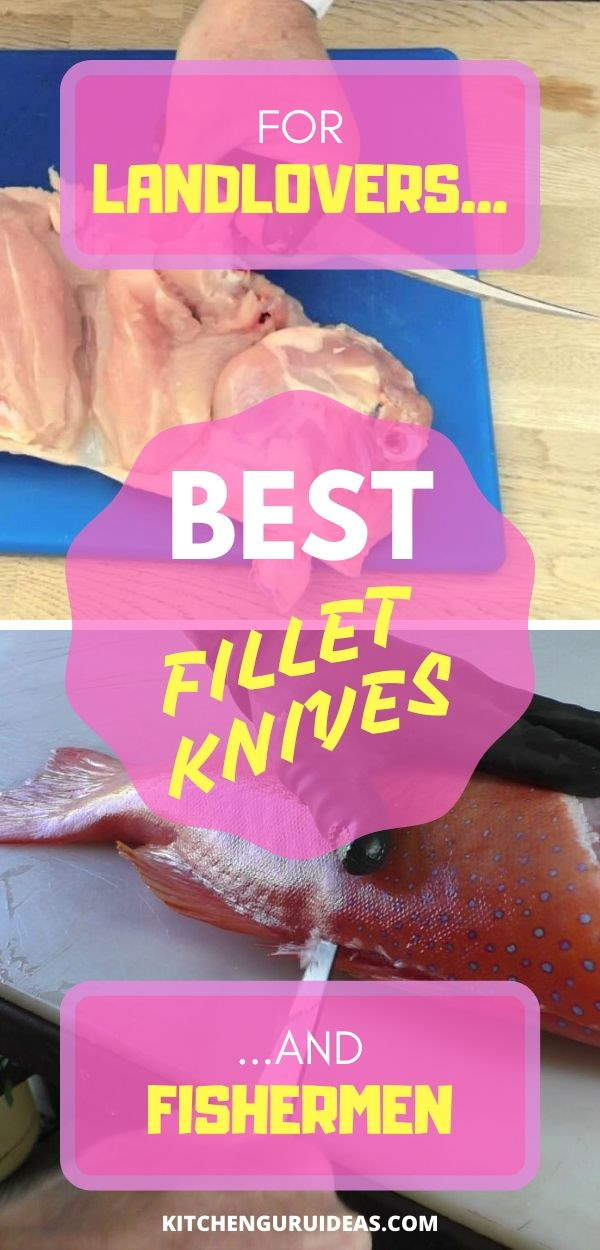 The Best Fillet Knife