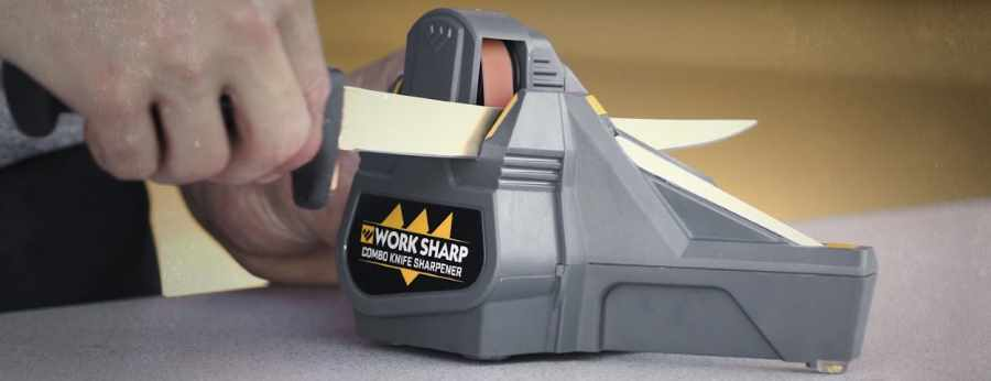 fillet knife electric sharpener