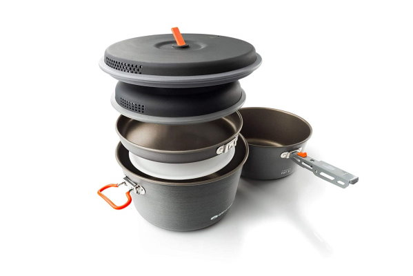 GSI Outdoors Pinnacle Base Camping Cook Set