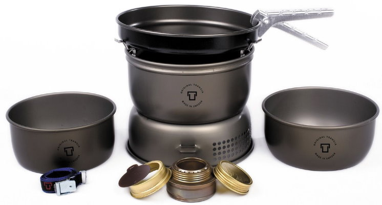Trangia 27-3 Ultralight Stove Kit