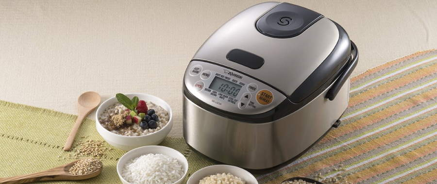 Zojirushi NS-TSC10 rice cooker