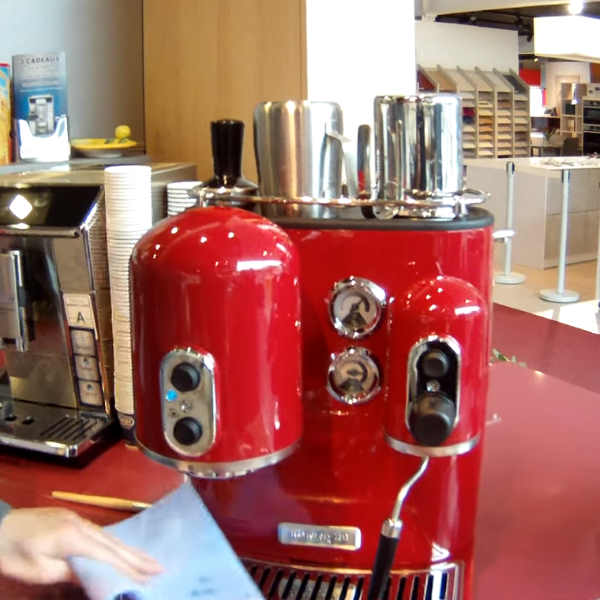 cleaning kitchenaid coffee maker