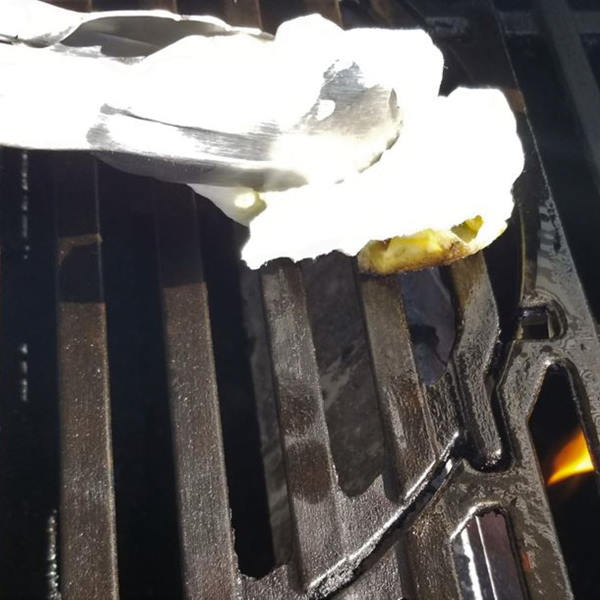 coating grill grates