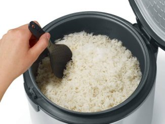 cooking sticky rice in rice cooker