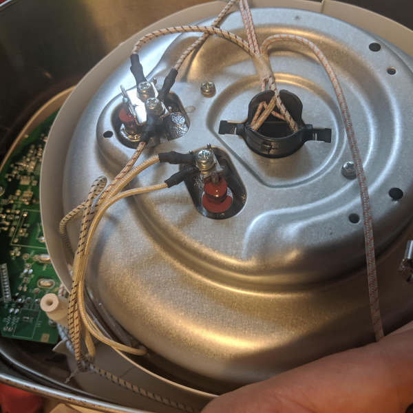 zojirushi rice cooker power cable replacement