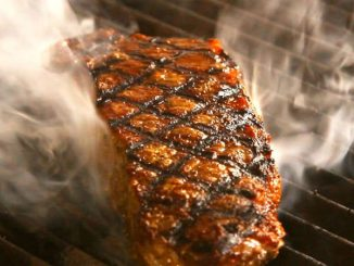 infrared grill searing steak