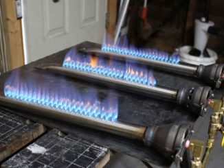 gas grill burners