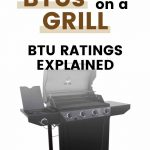 what does btu mean on a grill