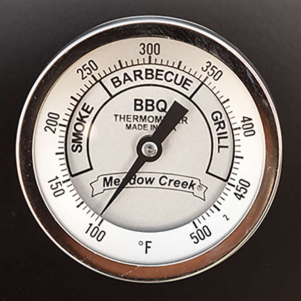 gas grill lid thermometer