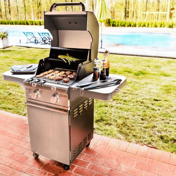 char-broil platinum infrared grill